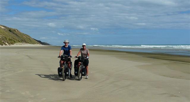Aranga Beach