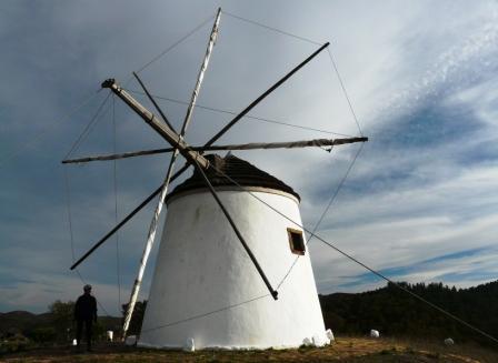Cachopo Windmill