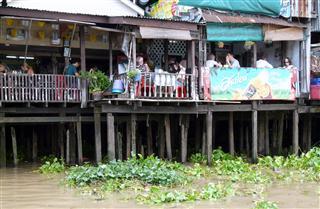 Chao Phraya Jetty