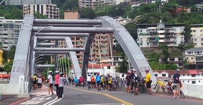 Cycling Taiwanese