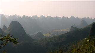 guangxi_yangshan_mountains