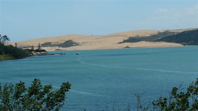 Hakianga Harbour