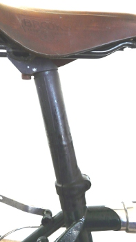 Inner Tube Seat Post Seal