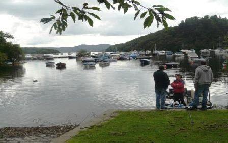 Loch Lomond Balmaha