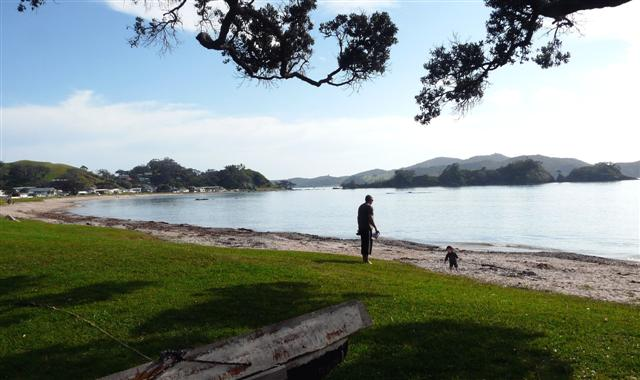 Oakura Bay