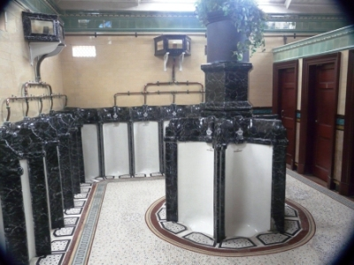 The Victorian Toilets in Rothesay