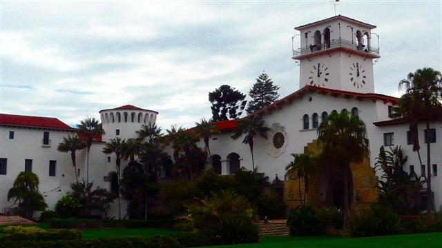 Santa Barbara Court Building