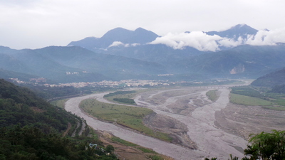 Braided River near Shuili
