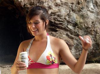 Photo Shoot Singha Beer