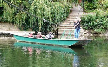 Symonds Yat Ferry