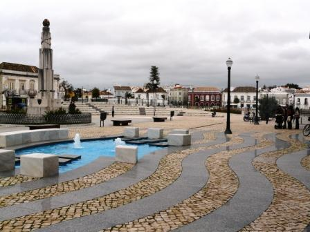 Tavira Place da Republica