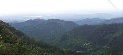 View From 1000meters