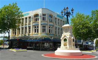 Wanganui Art Deco Architecture