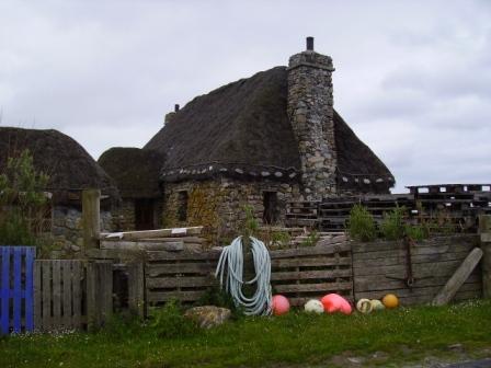 Hebridean Longhouse