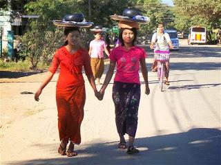 Bagan Girls