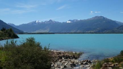 Lago General Correra