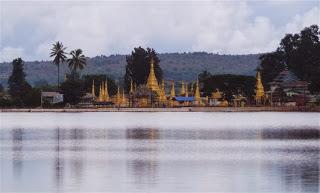 Pindaya Lake