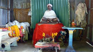Bhuddist Shrine