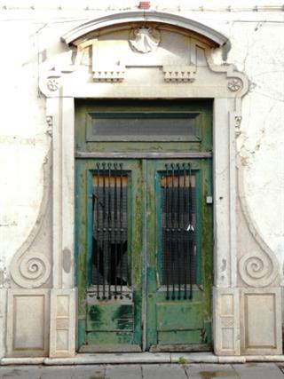 Tavira Old Doorways