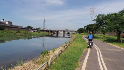The Suangxi Cycle Path