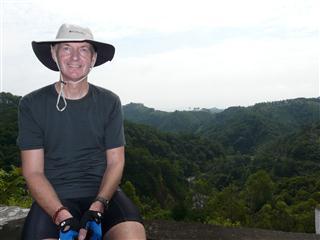 Steve in Guangxi