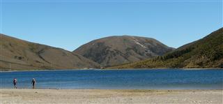 Lake Lyndon Bathers