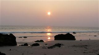 Sunset Beach Ko Kradan