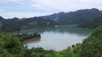 Zengwen Reservoir